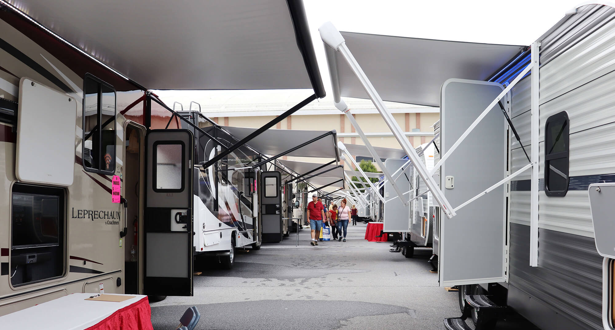 Explore | America's Largest RV Show