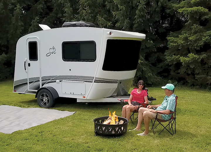InTech Introduces the Sol Dawn to the Sol Family of Trailers