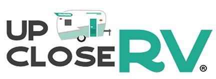 Up Close RV logo