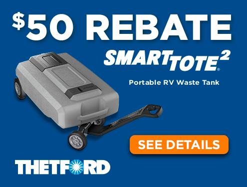 Thetford-Norcold Ad for Smart Tote