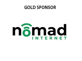 Nomad Internet - Gold Sponsor