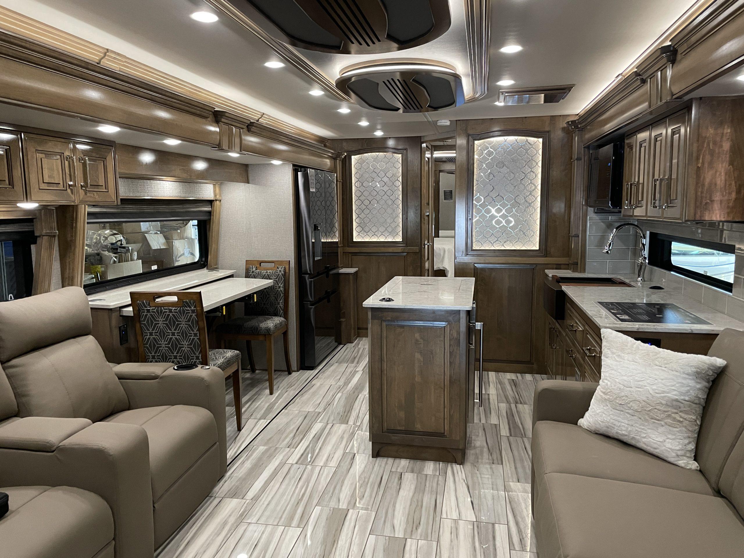 American Dream 39RK Coach interior